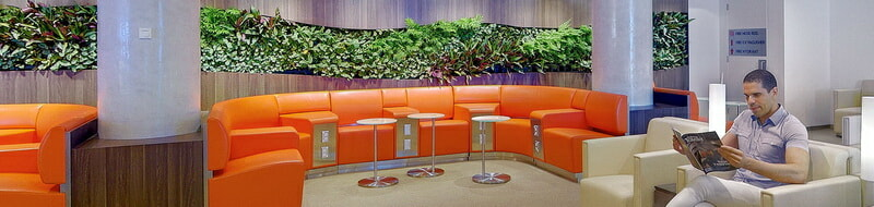 Sydney SkyTeam Exclusive Lounge The new SkyTeam Exclusive Lounge at Sydney airport. © SkyTeam
