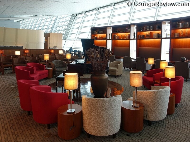 ICN asiana business class lounge icn main concourse 00452