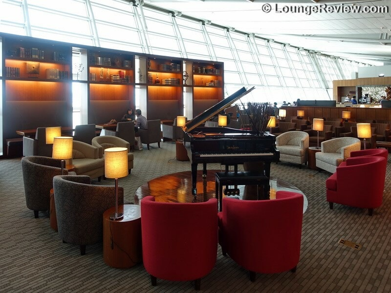 ICN asiana business class lounge icn main concourse 00453