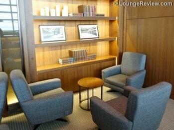 Asiana Business Class Lounge - Seoul Incheon (ICN) Main Concourse