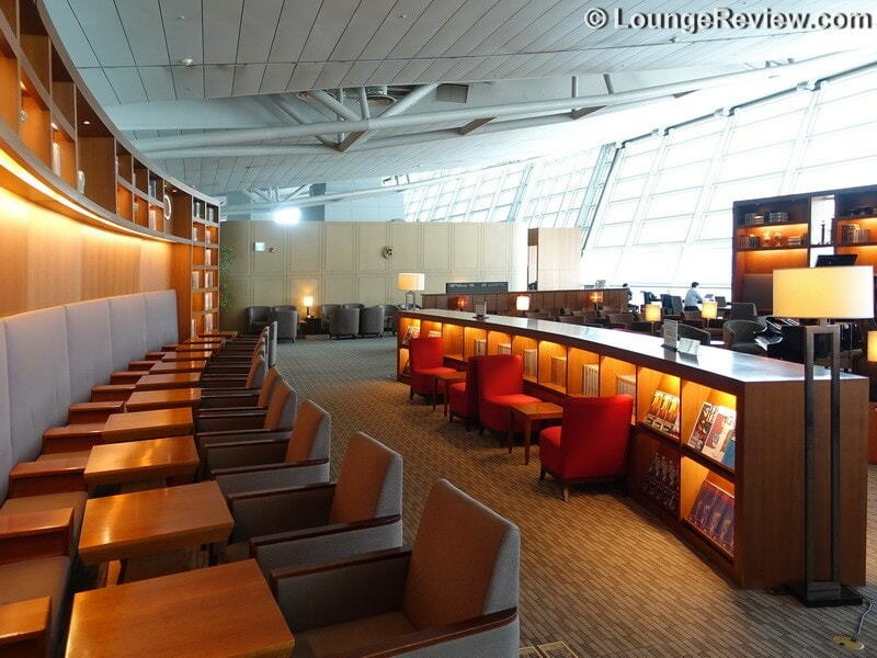 ICN asiana business class lounge icn main concourse 00551