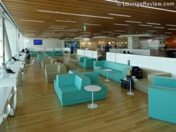 Korean Air KAL Lounge - Seoul Incheon (ICN) Concourse A