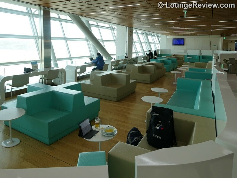 Korean Air KAL Lounge – ICN (Seoul Incheon) Concourse A