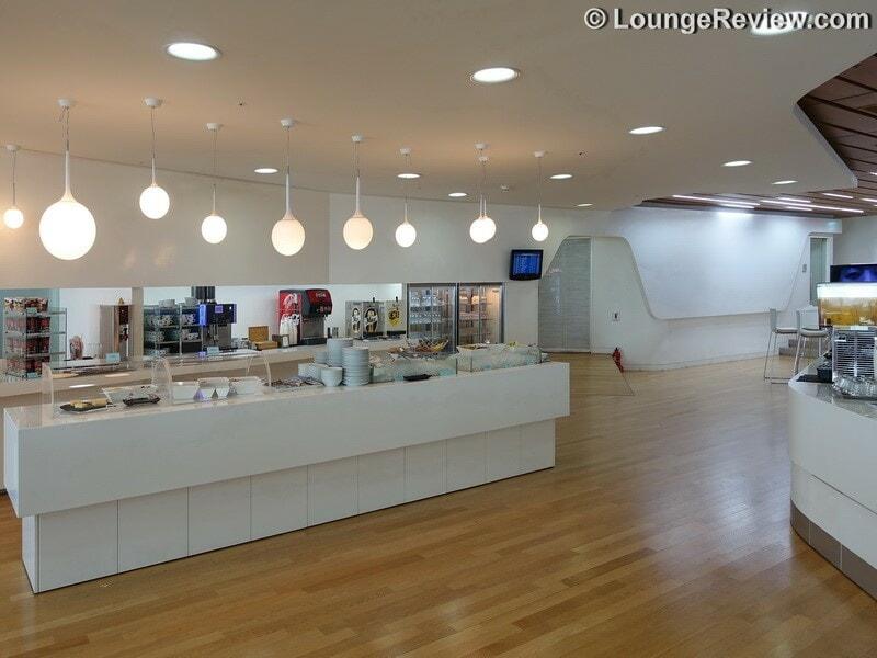 ICN korean air kal lounge icn concourse a 00659