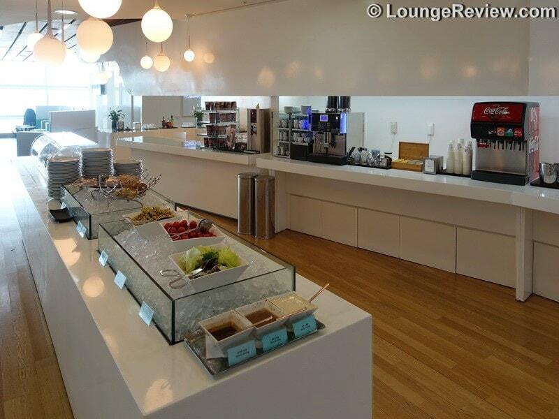 ICN korean air kal lounge icn concourse a 00662