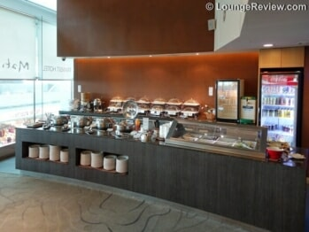 Matina Lounge - Seoul Incheon (ICN) by gate 11