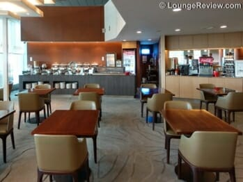 Matina Lounge - Seoul Incheon (ICN) by gate 11
