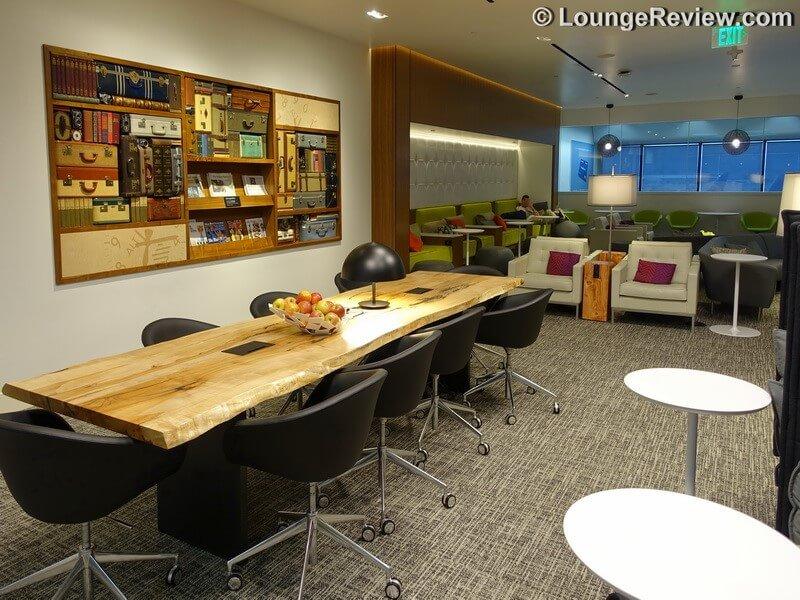 SFO american express the centurion lounge sfo 00046