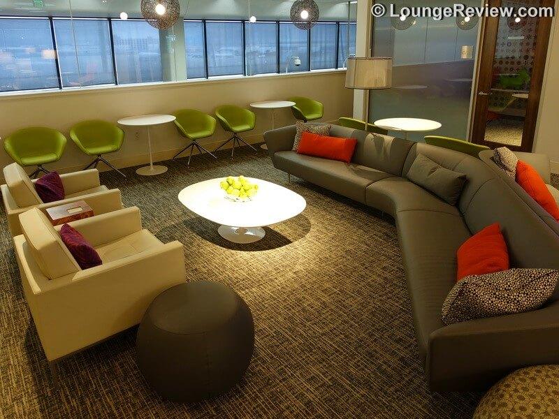 SFO american express the centurion lounge sfo 00084