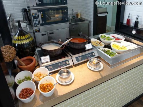 Plaza Premium Lounge - Hong Kong (HKG) West Hall, a Priority Pass lounge