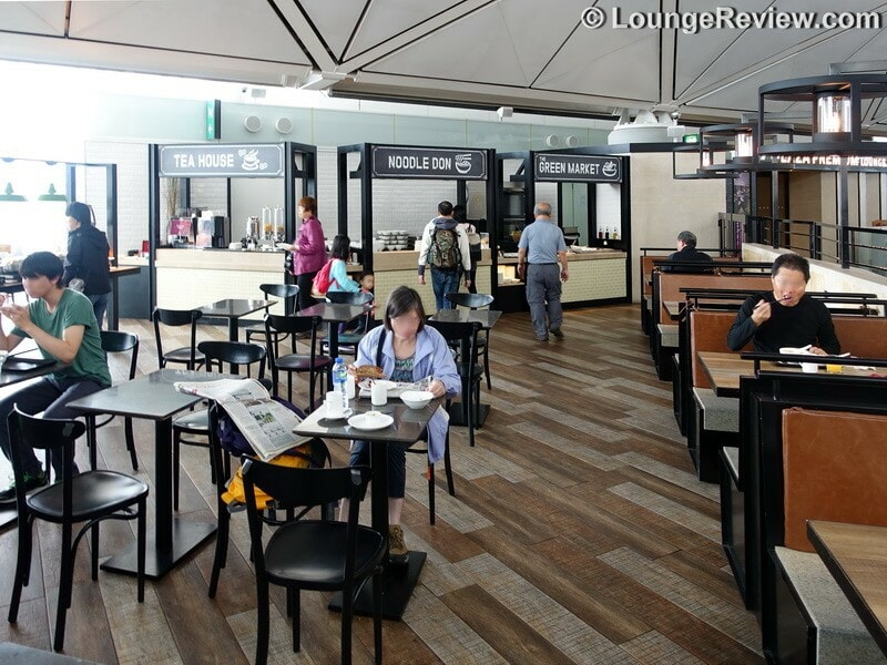 HKG plaza premium lounge west hall hkg gate 40 01795