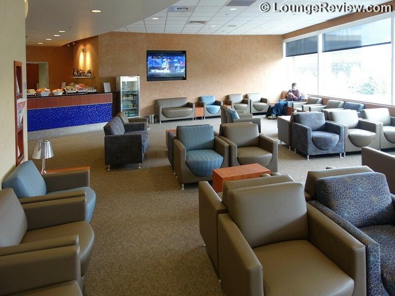 The Club at SEA - Seattle-Tacoma (SEA) Concourse A
