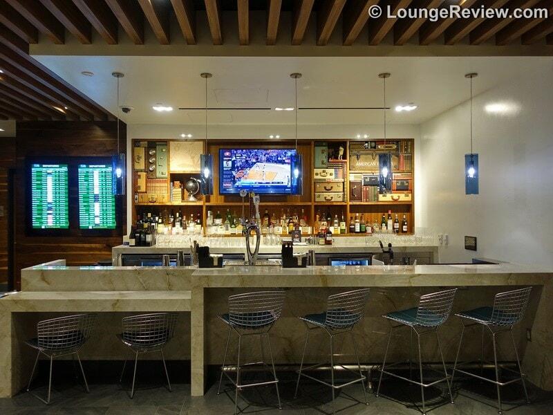 The Centurion Lounge - San Francisco, CA (SFO)