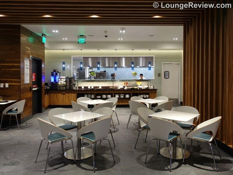 SFO american express the centurion lounge sfo 01022
