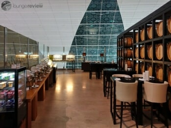 Lounge at B (The Hub) - Dubai International (DXB)