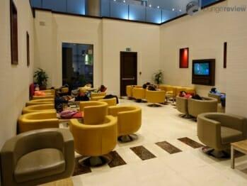 Marhaba Lounge - Dubai International (DXB) Terminal 1 Concourse C