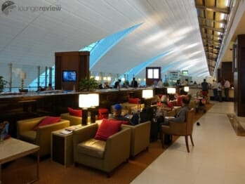 Marhaba Lounge - Dubai International (DXB) Terminal 3 Concourse A