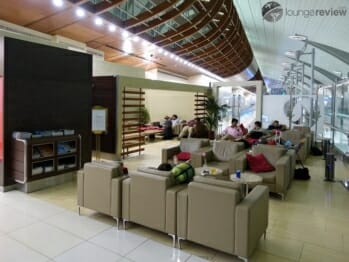Marhaba Lounge - Dubai International (DXB) Terminal 3 Concourse B
