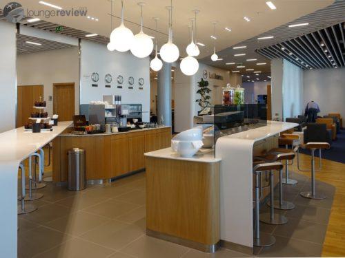 Lufthansa Business Lounge - London Heathrow (LHR)