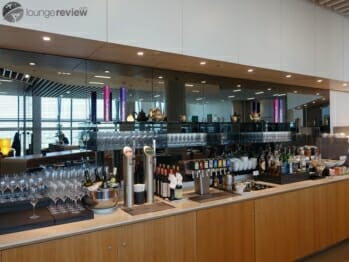 Lufthansa Senator Lounge - London Heathrow (LHR)