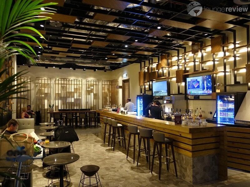 Plaza Premium Arrivals Lounge - London Heathrow (LHR) Terminal 2, a Priority Pass lounge