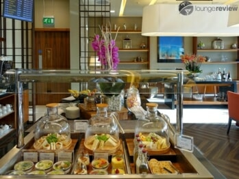 Singapore Airlines First Class Lounge - London Heathrow (LHR)