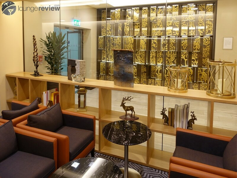 Lounge Review: Singapore Airlines SilverKris Lounge – LHR
