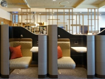 Singapore Airlines SilverKris Lounge - London Heathrow (LHR)