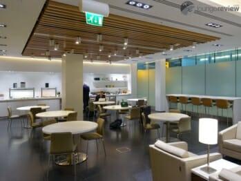 United Arrivals Lounge - London Heathrow (LHR)