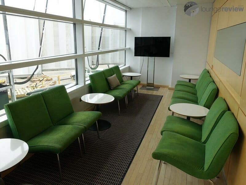 SAS Lounge - Chicago O'Hare (ORD)
