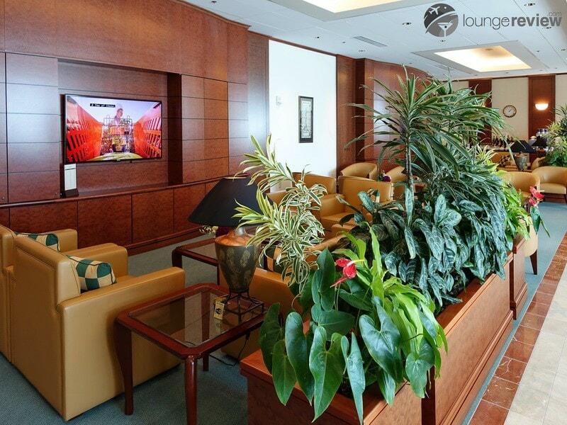 SFO the emirates lounge sfo 01912