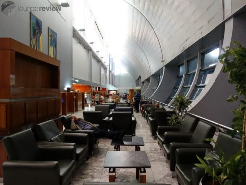 Dubai International Hotel International Business Class Lounge - Dubai International (DXB)