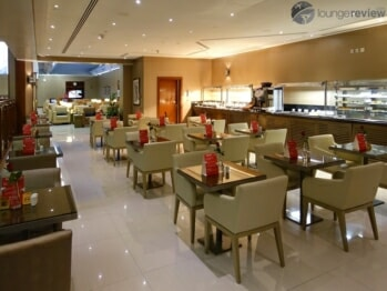 Emirates Business Class Lounge - Dubai International (DXB) Terminal 1 Concourse C