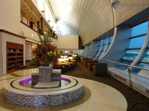 Emirates First Class Lounge - Dubai International (DXB) Terminal 1 Concourse C
