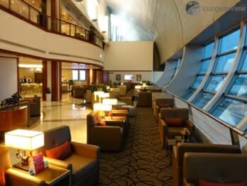 Emirates First Class Lounge – Dubai International (DXB) Terminal 1 Concourse C