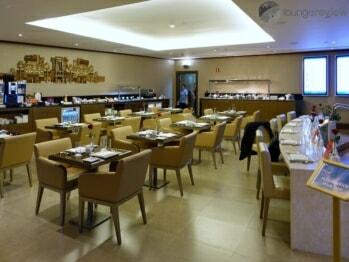Emirates First Class Lounge – Dubai International (DXB) Terminal 1 Concourse C