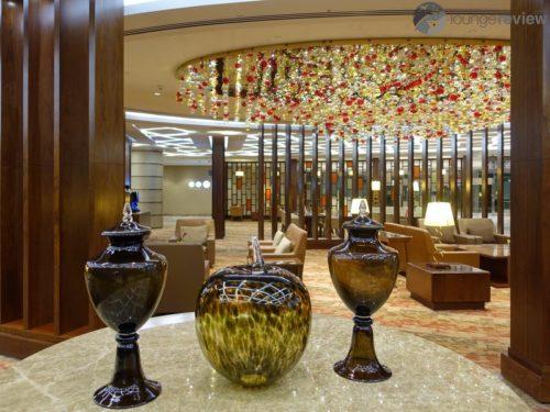 Emirates First Class Lounge - Dubai International (DXB) Terminal 3 Concourse A