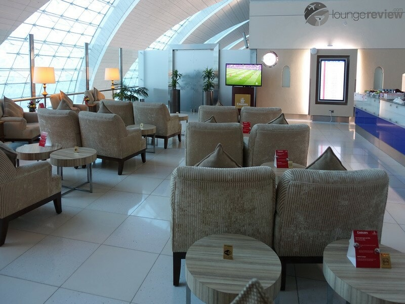 DXB emirates first class lounge dxb t3b 02876