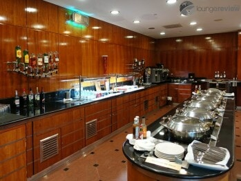 Dubai International Business Class Lounge - Dubai International (DXB)