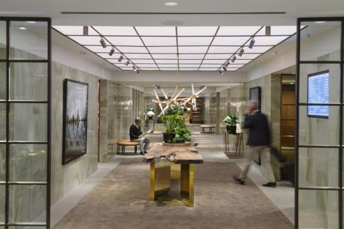Cathay Pacific The Pier First Class Lounge - Hong Kong (HKG) | © Cathay Pacific