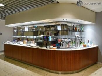 Lufthansa Senator Lounge - Paris Charles de Gaulle (CDG)