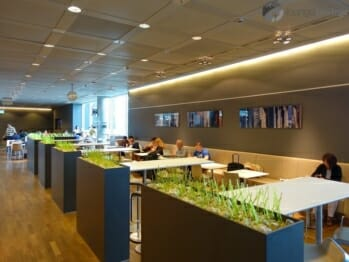 Lufthansa Business Lounge - Munich (MUC) Non-Schengen by gate H24
