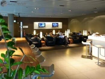 Lufthansa Senator Lounge - Munich (MUC) Non-Schengen by gate H24
