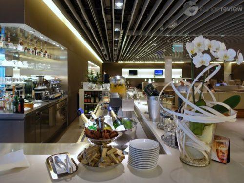 Lufthansa Senator Lounge - Munich (MUC) Schengen by gate G24