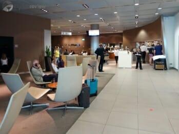 Lufthansa Senator Lounge - Munich (MUC) by gate G28 - Schengen