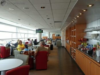 Air France KLM Lounge - Chicago O'Hare (ORD)