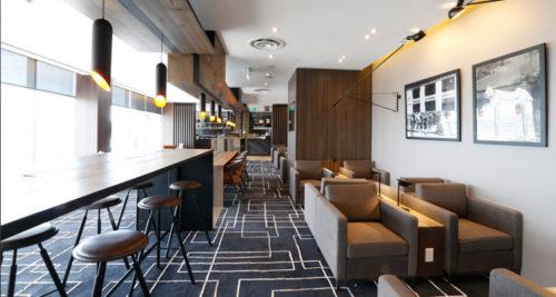 American Express Lounge - Sydney (SYD) | © Plaza Premium