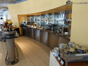 Lufthansa Business Lounge - Berlin Tegel (TXL)