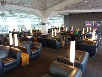 Lufthansa Senator Lounge - Berlin Tegel (TXL)