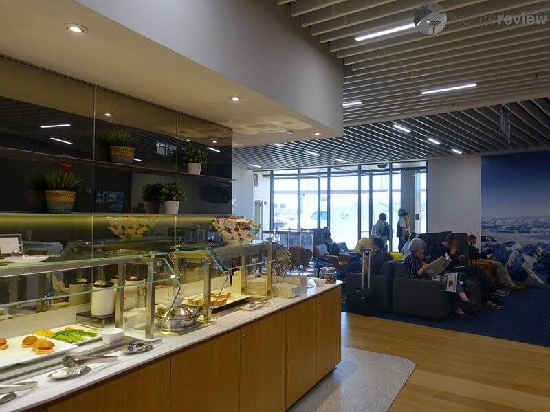 EWR lufthansa business lounge ewr 08276